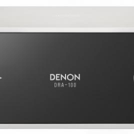 Denon DRA 100<br>Netwerk-Receiver