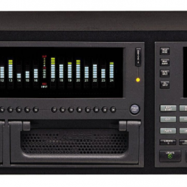 Alesis HD 24<br>HD-recorder.