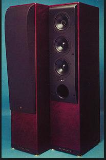 Luidsprekerset KEF Model Three-Two in perfecte conditie. 5 weg systeem. Geluid & Beeld NU!