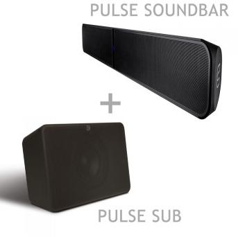 BlueSound Soundbarset-Geluid & Beeld NU!