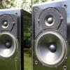 """Synthese Floating Floating Systems is een Belgische luidsprekerfabrikant, voornamelijk bekend van de met de hand vervaardigde Floating Synthese """"telefoonhoorn"""" luidsprekers. Speakerbouwer Ivan Schellekens en diens luidsprekers genoten in de jaren tachtig en negentig van veel populariteit en hebben momenteel nog steeds een ware """"cult"""" status. Typisch voor Floating luidsprekers is het """"zwevende tweeter"""" principe, het loskoppelen van de tweeter met de bas unit en de luidsprekerkast om trillingen te vrijwaren wat resulteert in een open, 3d stereobeeld en betere plaatsing van instrumenten in de ruimte. Dit """"zwevende tweeter"""" principe is steeds verder ontwikkeld en komt het meest tot zijn recht in de befaamde Floating Synthese """"telefoonhoorns"""". Geluid & Beeld NU!"""