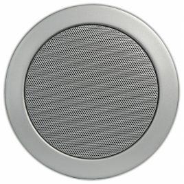 Artsound inbouwspeaker zilver