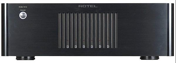 Rotel - RMB1512 - 12 kanaals eindversterker - Geluid & Beeld NU!