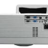 Inheemse Aspect Ratio 16: 9 Inheemse resolutie 1920 x 1080 Grafische modus Full HD contrast ratio 2500: 1 Standaard modus helderheid 3400 lm