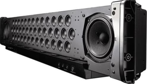 Yamaha ysp 4000 5 1 soundbar gebruikt webshop geluid for Yamaha 4100 soundbar