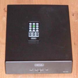 Hegel HD 11-DA converter-Digitaal Analoog omzetter-ECHO Audio-Geluid&Beeld NU