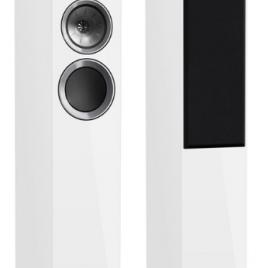 KEF R500-Hoogglans Wit-Demo Model-ECHO Audio-Geluid&Beeld NU!