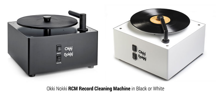 Okki Nokki - Platenwasmachine - Record Cleaning Machine - ECHO Audio Terneuzen - Axel