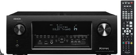 Denon AVR X4000 - Dolby receiver - 9.2 Dolby - ECHO Audio