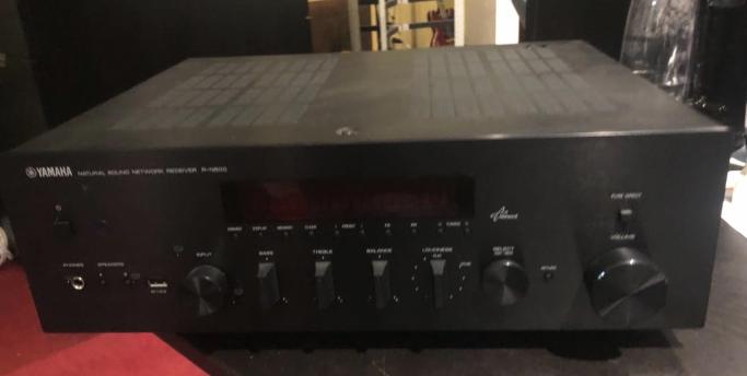 Yamaha R-N500-Netwerk receiver-ECHO Audio Terneuzen