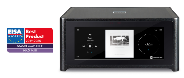 NAD M-10 - M10 - M 10 - Netwerk streamer versterker - ECHO Audio Terneuzen