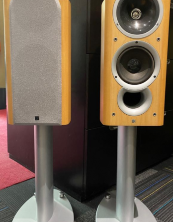 KEF Reference Model 201 - 4 weg Luidspreker -ECHO Audio Terneuzen