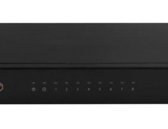Silent Angel Bonn N8 - Internet Switch High End - ECHO Audio Terneuzen