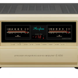 Accuphase E 650- Top versterker - ECHO Audio Terneuzen