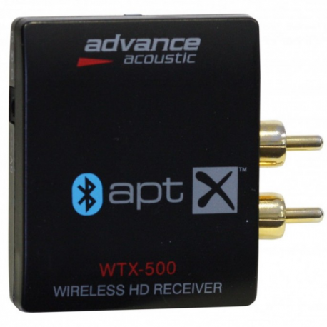 Advance Paris WTX 500 - Bluetooth streamer -ECHO Audio Terneuzen.