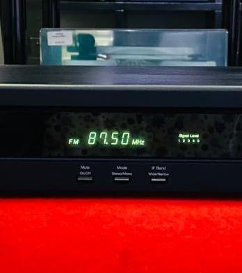 Nakamichi Tuner 2 - Kwaliteits tuner - ECHO Audio - Peter de Graaf